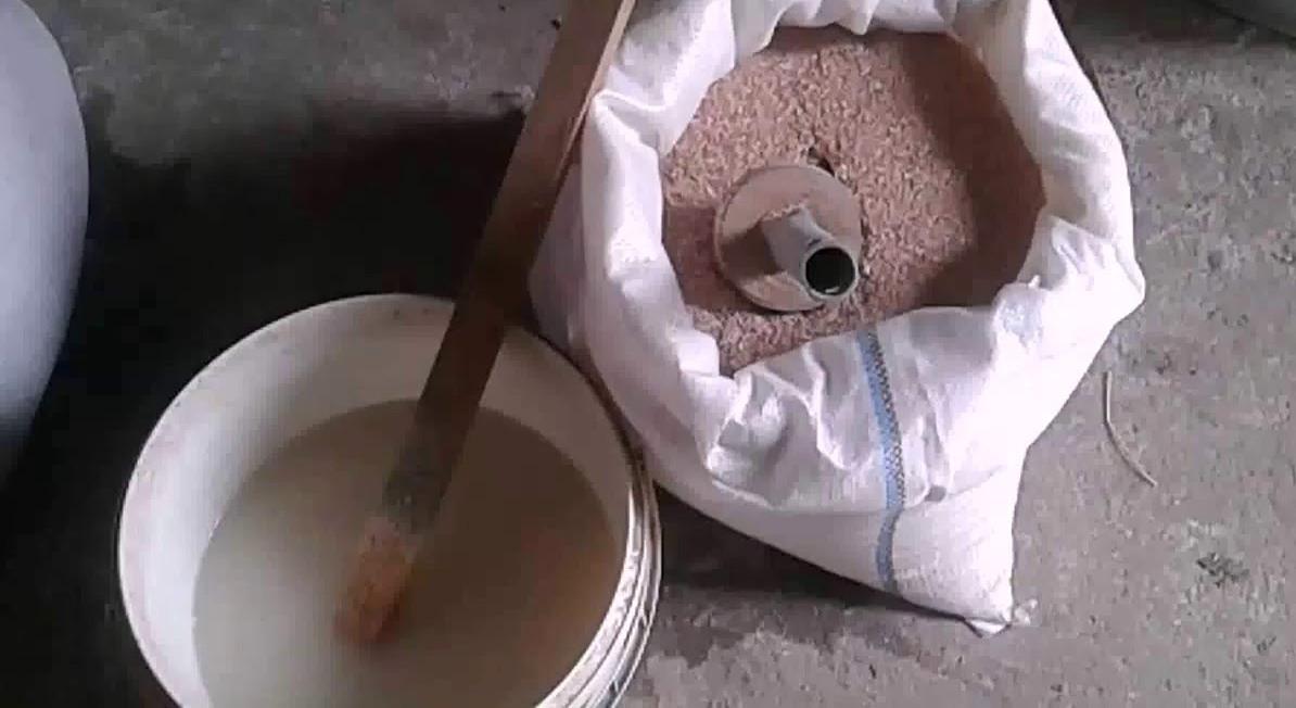 Приготовление дрожжевой закваски