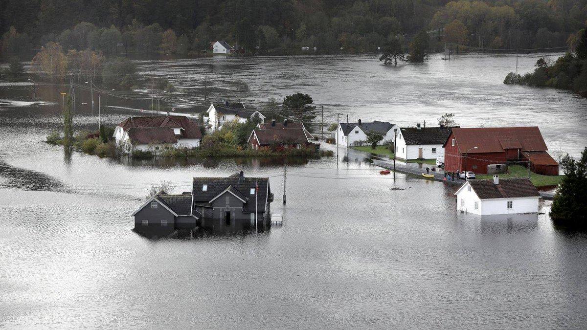 Оперативное устранение последствий наводнений