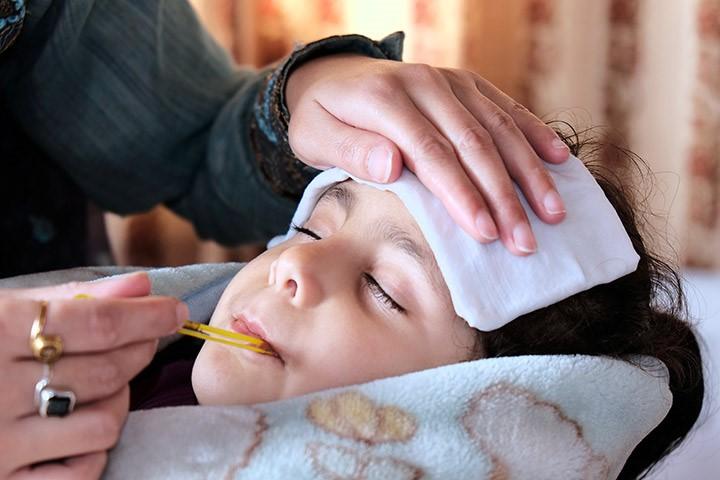 Сонное состояние у ребенка