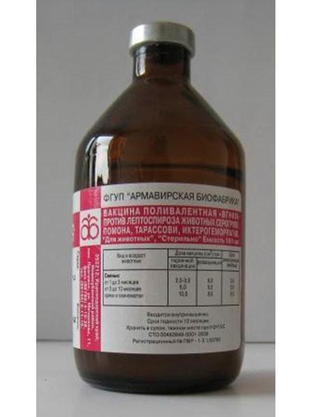 Вакцина поливалентная