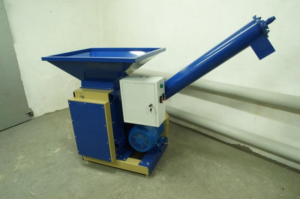 Плющилка зерна