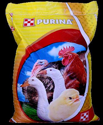 Комбикорм торговой марки «Purina»