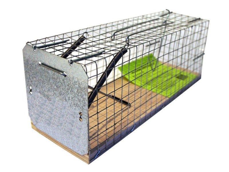 Один из вариантов крысоловок