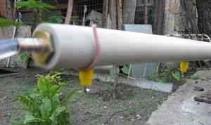 Изготовление ниппельных (сосковых) поилок