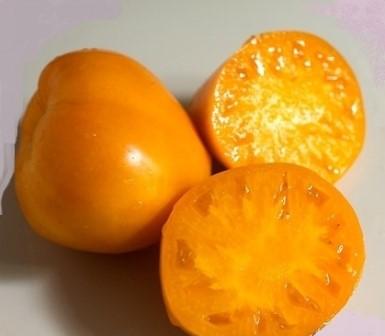 Сочные плоды «золотого сердца»