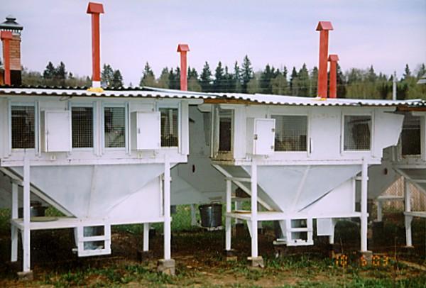 Клеточная ферма Михайлова