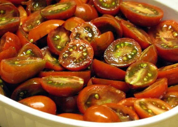 Оранжевые сливки в салате